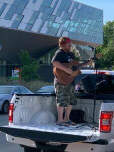 Curbside Concert Dublin Ohio